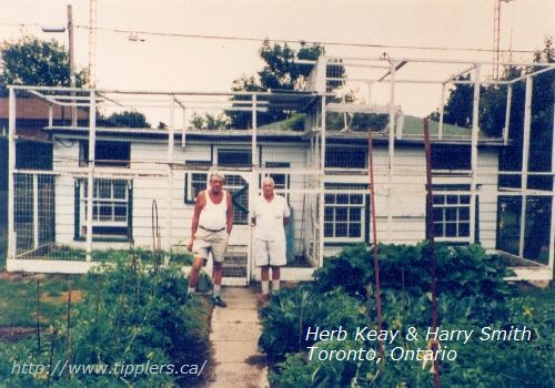 Herb Keay & Harry Smith -- Toronto, Ontario