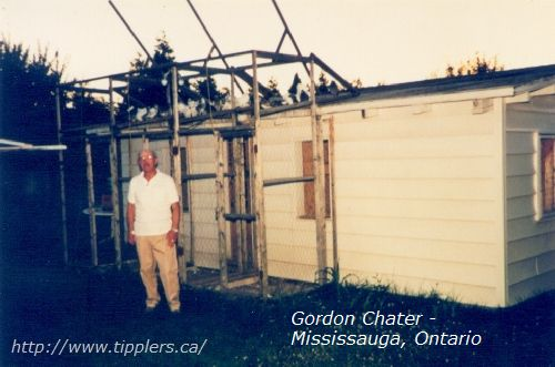 Gordon Chater - Mississauga, Ontario